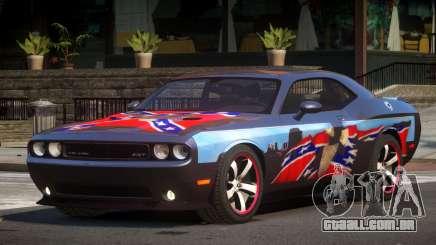 Dodge Challenger Drift L2 para GTA 4