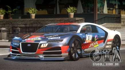 Truffade Nero Custom L9 para GTA 4