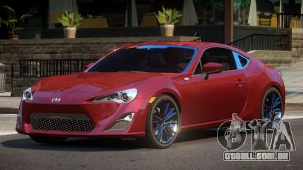 2012 Scion FR-S para GTA 4