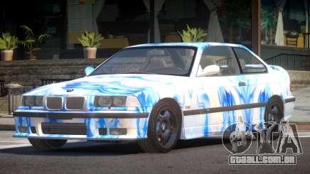 1992 BMW M3 E36 L1 para GTA 4