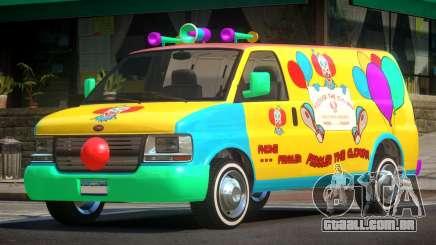 Vapid Clown Van para GTA 4