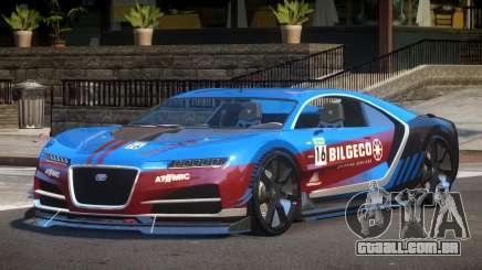 Truffade Nero Custom L5 para GTA 4