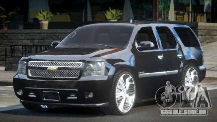 Chevrolet Tahoe L-Tuning para GTA 4