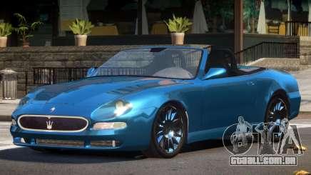 Maserati 3200 GT para GTA 4