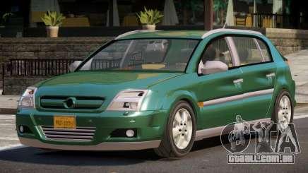 Opel Signum HK para GTA 4