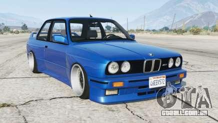 BMW M3 (E30) 19୨1 para GTA 5