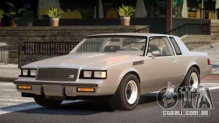Buick Regal GNX ST para GTA 4