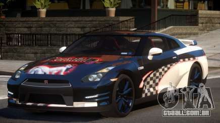 Nissan GT-R GST L9 para GTA 4
