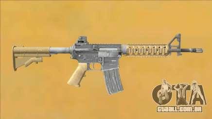 Resident Evil 3 Remake Colt M933 TAN para GTA San Andreas