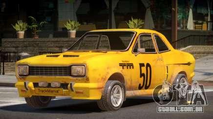 Desert Car from Trackmania PJ1 para GTA 4
