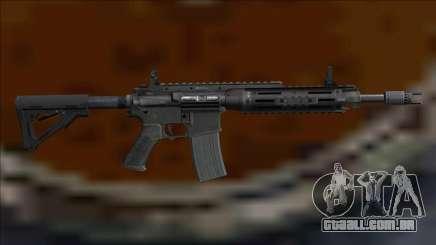M4A1-Tech Assault Rifle para GTA San Andreas