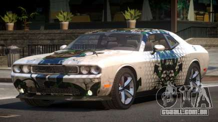 Dodge Challenger R-Tuned L3 para GTA 4