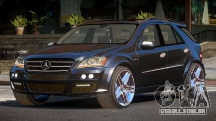 Mercedes ML63 B-Style para GTA 4