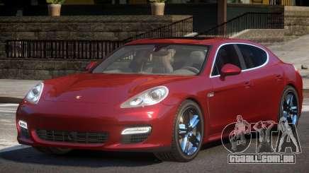 2012 Porsche Panamera para GTA 4