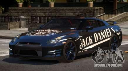 Nissan GT-R GST L2 para GTA 4