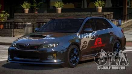 Subaru Impreza D-Tuned L2 para GTA 4