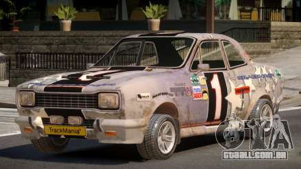 Desert Car from Trackmania PJ3 para GTA 4