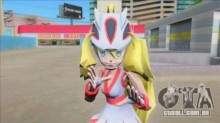 Korrina from Pokemon Masters para GTA San Andreas
