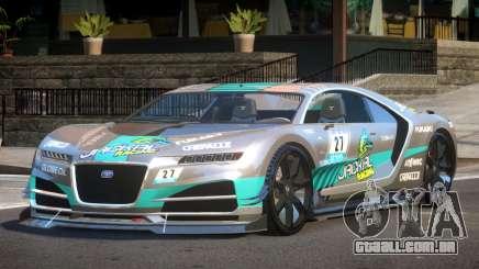 Truffade Nero Custom L8 para GTA 4
