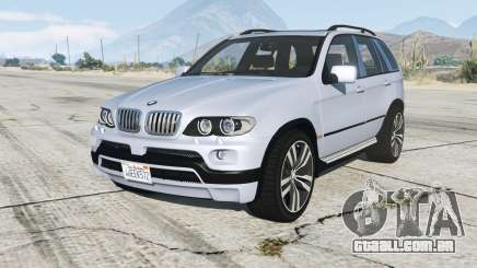 BMW X5 4.8is (E53) 2005 para GTA 5