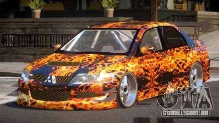 Mitsubishi Lancer Drift PJ1 para GTA 4