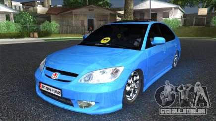 Honda Civic VTEC2 para GTA San Andreas
