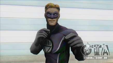 Black Lantern Hal Jordan para GTA San Andreas