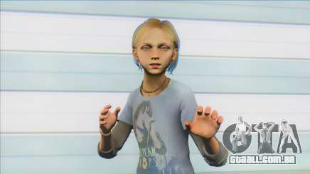 Sarah Miller - The Last of Us para GTA San Andreas