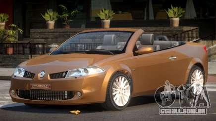 Renault Megane Cabrio para GTA 4