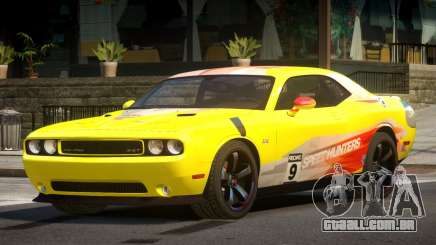 Dodge Challenger Drift L4 para GTA 4