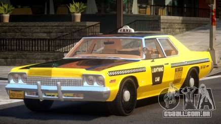 Dodge Monaco Taxi V1.1 para GTA 4