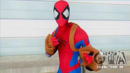 Spider-Man PS4 Spider-Clan Suit para GTA San Andreas