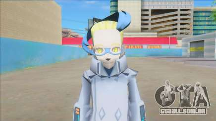 Pokemon Sun and Moon-Colress para GTA San Andreas