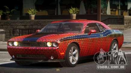 Dodge Challenger R-Tuned L9 para GTA 4