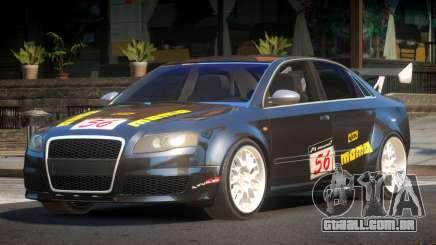 Audi RS4 B7 L5 para GTA 4