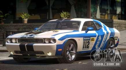 Dodge Challenger R-Tuned L8 para GTA 4
