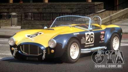 1964 Shelby Cobra 427 PJ5 para GTA 4
