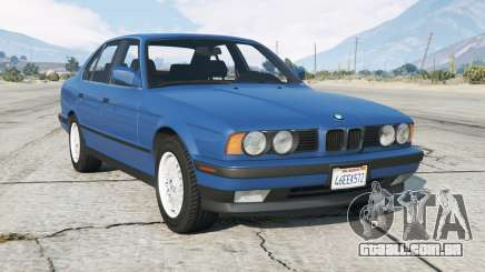 BMW 535i (E34) 1987 add-on para GTA 5