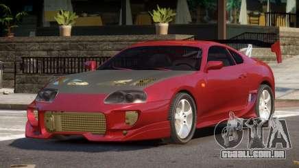 Toyota Supra S-Tuned para GTA 4