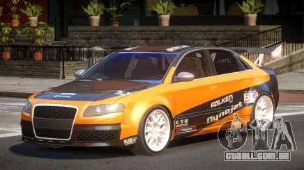 Audi RS4 B7 L10 para GTA 4