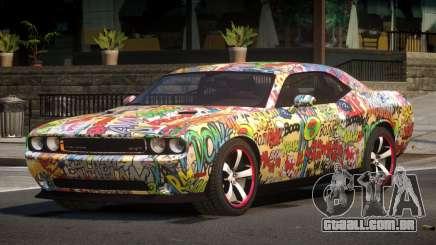 Dodge Challenger Drift L9 para GTA 4