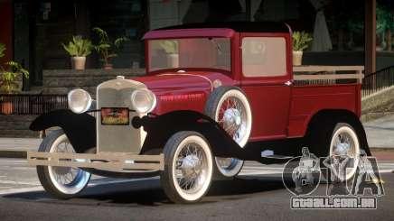 Ford Model A V1.0 para GTA 4