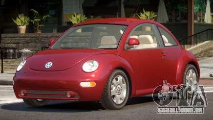 2008 Volkswagen New Beetle para GTA 4