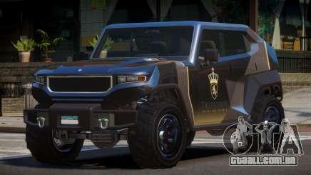 Canis Freecrawler L6 para GTA 4
