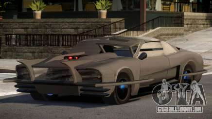 Ford Mustang 67 From Mad Max para GTA 4