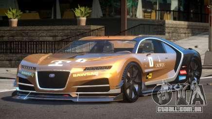 Truffade Nero Custom L2 para GTA 4