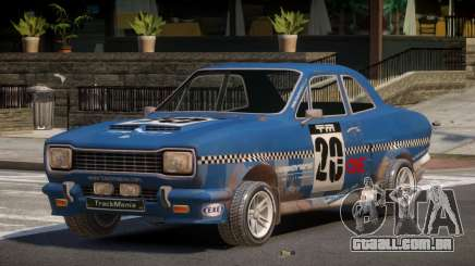 Desert Car from Trackmania PJ4 para GTA 4