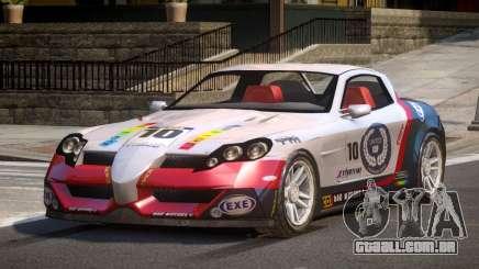 Coast Car from Trackmania PJ3 para GTA 4