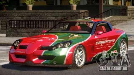 Coast Car from Trackmania PJ5 para GTA 4