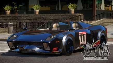 Island Car from Trackmania PJ2 para GTA 4
